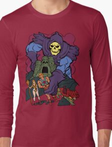 Playing With My Toys Long Sleeve T-Shirt