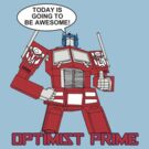 Optimist Prime by BUB THE ZOMBIE