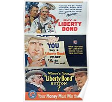 You buy a Liberty Bond to day Ill do the rest Poster