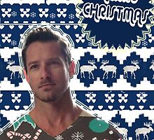 Merry TeenWolf-mas [Peter Hale] by thescudders