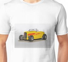 1932 Ford 'Flame Game' Roadster Unisex T-Shirt