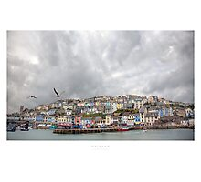 Brixham Photographic Print