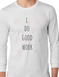 Victor Zsasz Long Sleeve T-Shirt