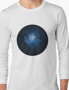 Hold on ............... Long Sleeve T-Shirt