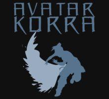 Avatar Korra by shwabadi