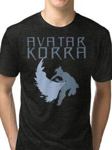 Avatar Korra Tri-blend T-Shirt
