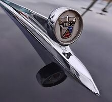 Ford Hood Emblem by vigor