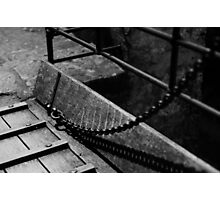 2012 - chain reaction Photographic Print