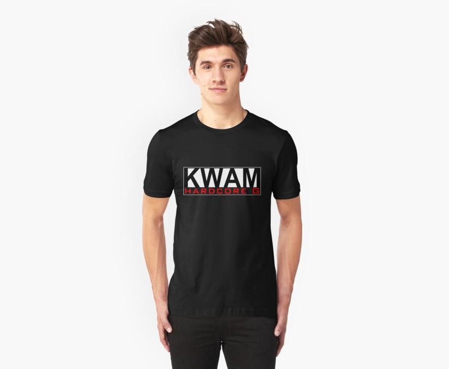 KWAM (Ken whit ah mean?) by tracerbullet