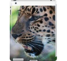 Annoyed Leopard iPad Case/Skin