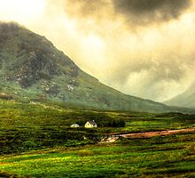 Scottish Highlands & Mountains Ballachulish  by youmeus