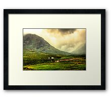 Scottish Highlands & Mountains Ballachulish  Framed Print