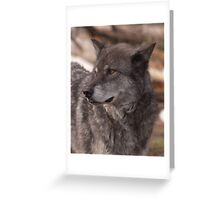 Just Blending In Greeting Card