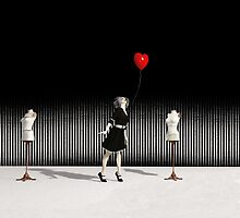Love - Surrealism by Liam Liberty