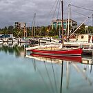 WOODEN BOAT by Lynden