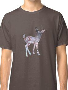 Flower Fawn Classic T-Shirt