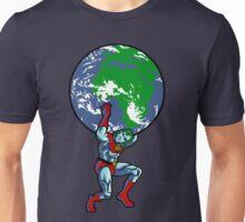 Captain Planet Shrugged Unisex T-Shirt
