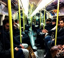 Strangers on a train by Wintermute69
