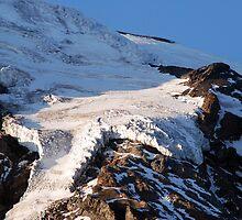 Nasqually Glacier by Tori Snow