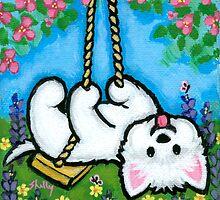 Swinging by Shelly  Mundel