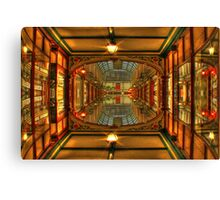 Hepworths  Arcade Hull 2012 Canvas Print