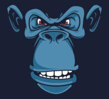 Cool Monkey Comic Digital Art Kids Clothes