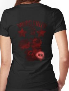 Mimic Killer Womens Fitted T-Shirt