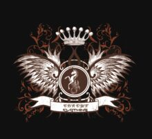 Chrome Clothing heraldry by Chrome Clothing