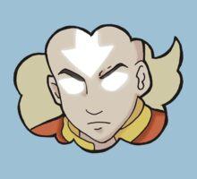 Avatar: Aang by Kiotoko-Solo