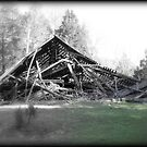 Oscar's Old Barn by Adrena87
