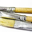 Paint Brushes 1 by AHakir