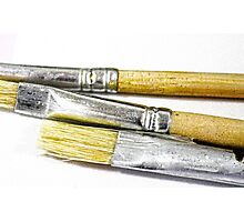 Paint Brushes 1 Photographic Print