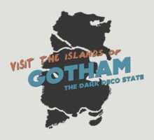 Visit Gotham by moviebrands