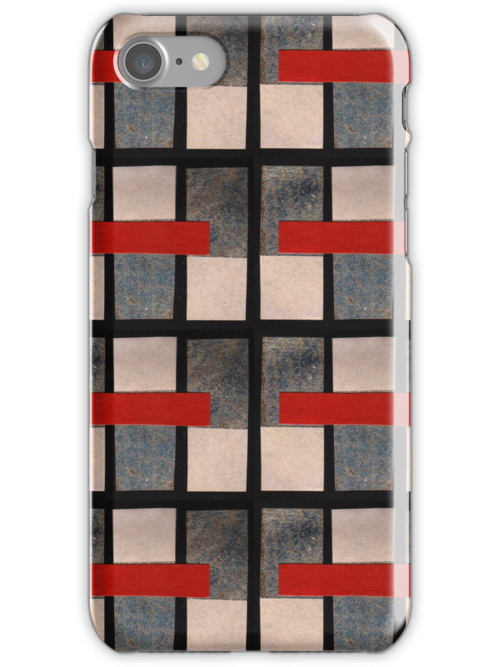 Patterning iPhone Case by zoe trap