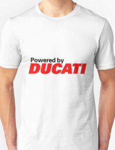 Powered by Ducati T-Shirt