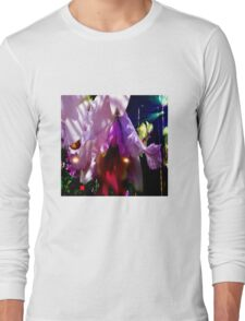 Orchid in Lights Long Sleeve T-Shirt
