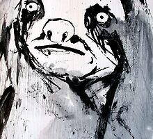 upward sloth by starheadboy