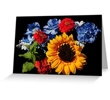 MY FLOWER COLLECTION Greeting Card