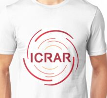 International Center for Radio Astronomy Research (ICRAR) Logo Unisex T-Shirt