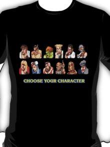 Street Fighter Failure T-Shirt