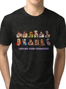 Street Fighter Failure Tri-blend T-Shirt