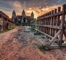 Angkor Wat Exquitsite by internetguy