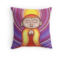 The Spirit of Compassion Throw Pillow
