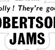 Robertson's Jams Sticker