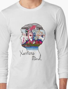 Xavier's Mind Long Sleeve T-Shirt