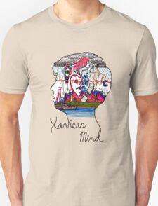 Xavier's Mind Unisex T-Shirt