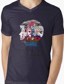 Xavier's Mind Mens V-Neck T-Shirt