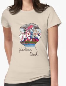 Xavier's Mind Womens Fitted T-Shirt