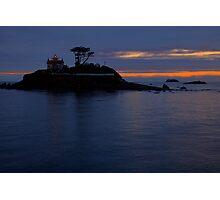 Battery Point Sundown Photographic Print