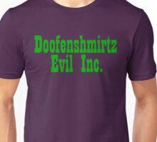 Doofenshmirtz Evil Inc. - GREEN Unisex T-Shirt